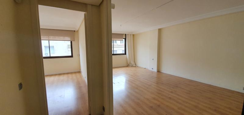 Salón-Zona Diáfana y habitación-Despacho